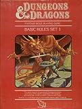 Dungeons & Dragons Basic Rules, Set 1 [BOX SET]