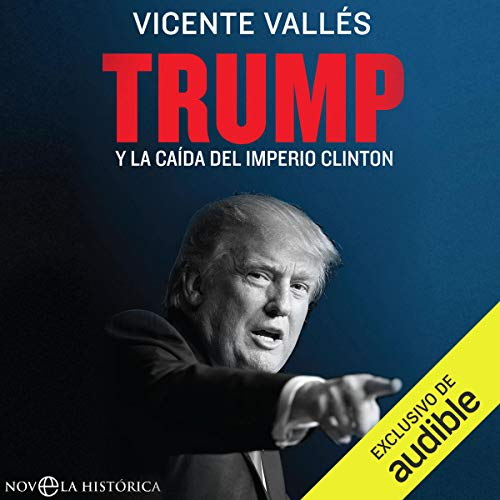 Trump (Spanish Edition) audiobook cover art