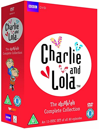 Charlie And Lola: The Absolutely Complete Collection [Edizione: Regno Unito] [Edizione: Regno Unito]