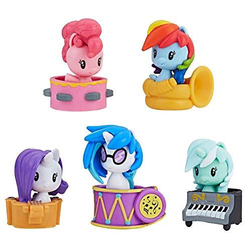 Conjunto My Little Pony Cutie Mark Crew Series 2 Party Performers - Hasbro