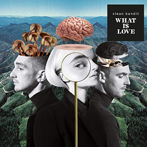 Clean Bandit - What Is Love? [CD]