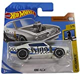Hot Wheels King Kuda Checkmate 1/9 2018 (362/365) Short Card