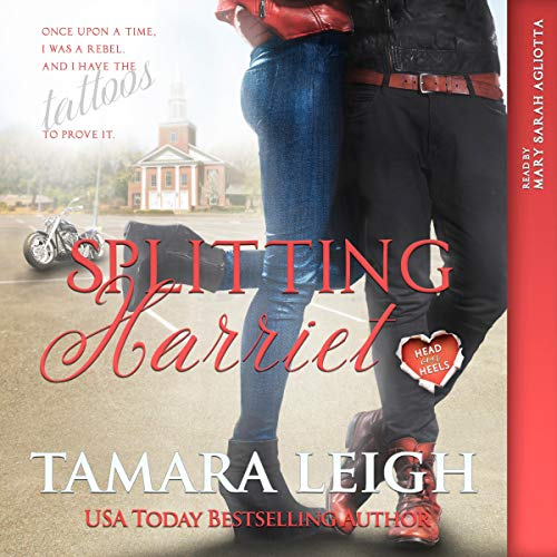 Splitting Harriet: A Head over Heels Contemporary Romance Titelbild