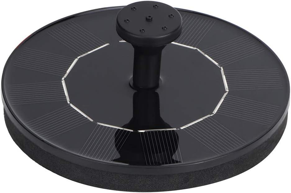 Niiyen Solar Fountain Direct sale of manufacturer Floating Pump Max 83% OFF Bath Water Bird