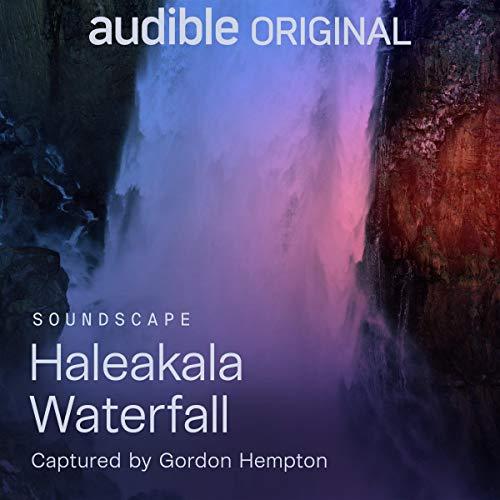 Haleakala Waterfall audiobook cover art