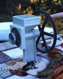 Country Living Grain Mill with Large Corn & Bean Auger