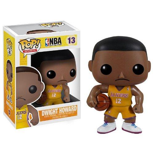 Funko Pop. Figura de Vinilo Dwight Howard de NBA Series 2