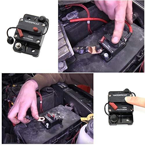Install a Trolling Motor Circuit Breaker
