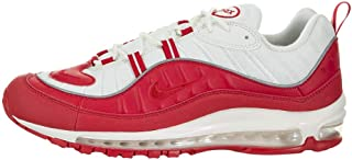 Nike Sneakers Air Max 98 Red White 640744-602 (45.5 - Bianco)