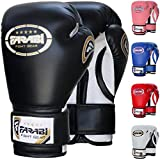 FARABI 8oz Junior Boxing Gloves Kids Boxing Gloves 8-oz Boxing Gloves Sparring, Training Bag Mitt...