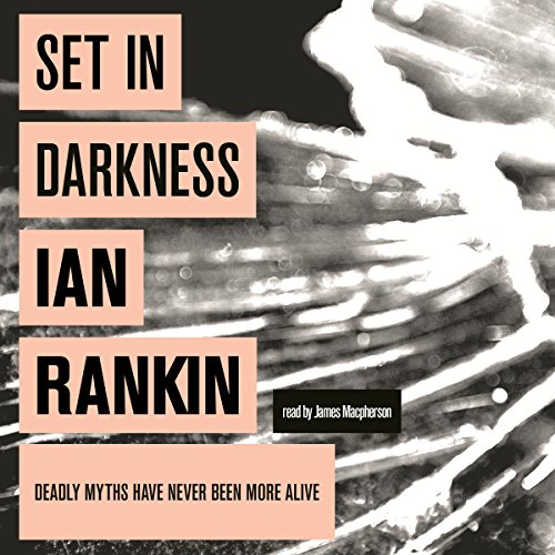 Set In Darkness audiobook cover art
