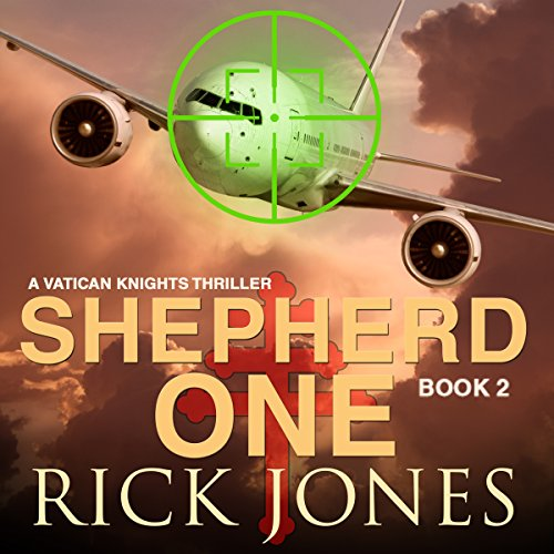 Shepherd One audiobook cover art