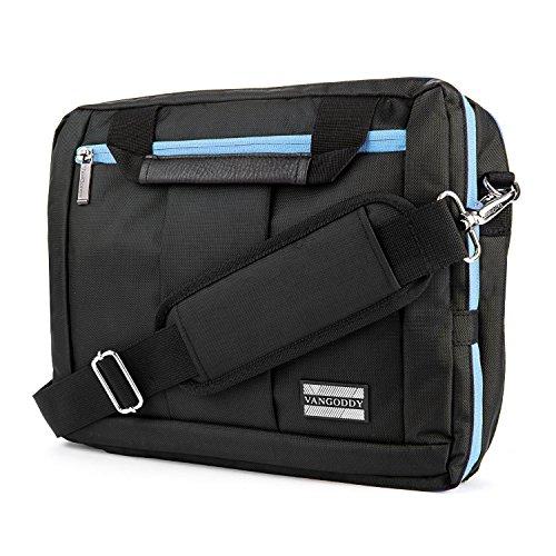 Laptop Bag Convertible Briefcase Bag for Apple MacBook Pro, HP Envy, Pavilion