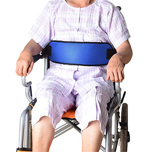 LZW Cinturón De Seguridad para Silla De Ruedas, Cinturón De Seguridad para Pacientes Ancianos Y Discapacitados Seguridad Cinturón Abdominal Confort para Silla De Ruedas O Silla Geriátrica