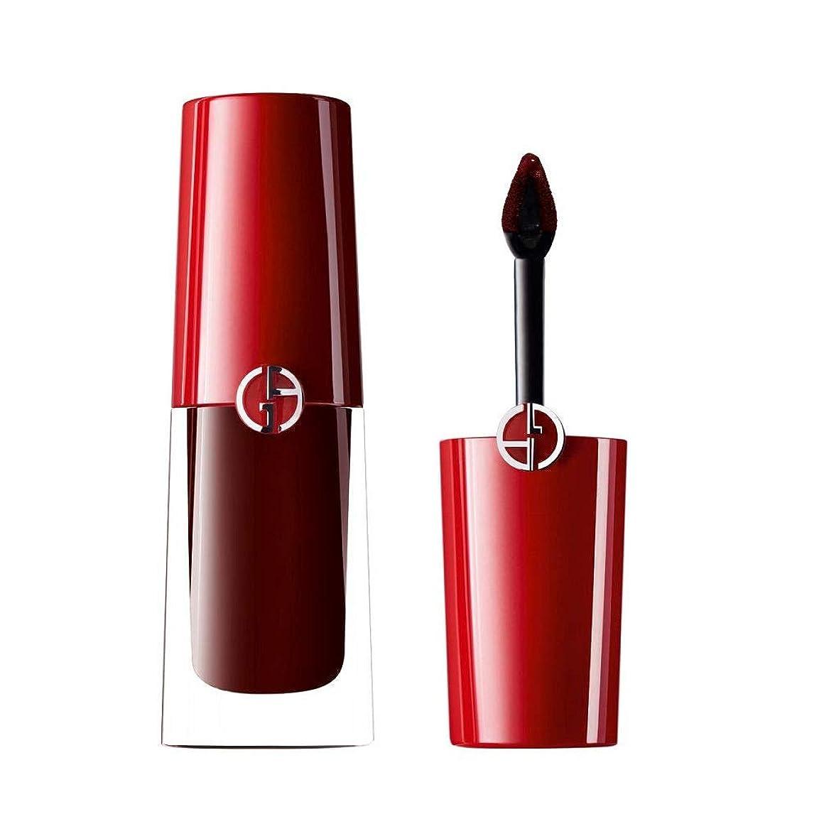 感謝円形相反するジョルジオアルマーニ Lip Magnet Second Skin Intense Matte Color - # 603 Adrenaline 3.9ml/0.13oz並行輸入品