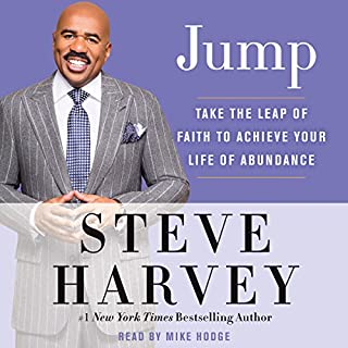 Jump audiobook cover art