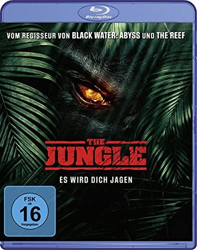 The Jungle-Es Wird Dich Jagen (Blu-Ray)