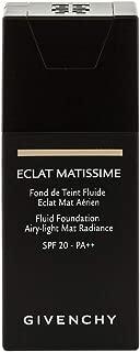 Givenchy Fluid Foundation Airy-Light Mat Radiance SPF 20 - PA++ 5 Mat Honey 1 oz