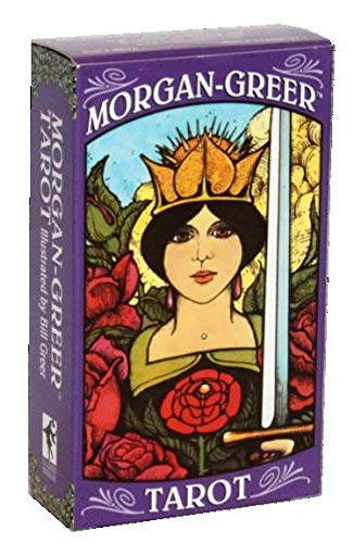 The Morgan Greer Tarot Deck