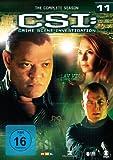 CSI: Crime Scene Investigation - Season 11 [6 DVDs] - Laurence Fishburne