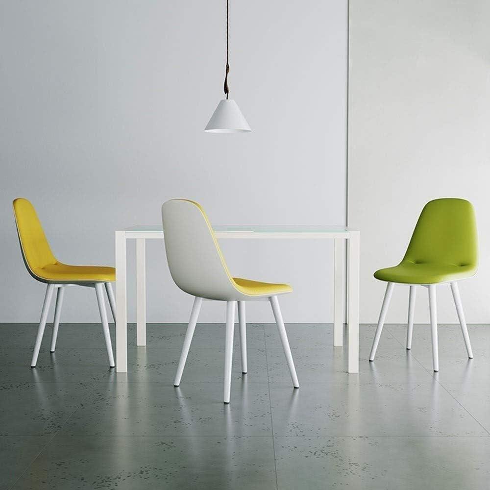 Chaises de Salle à Manger Salle à Manger Chaise Dossier Table Moderne à Manger Minimaliste et des chaises Chaise (Color : F) D