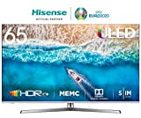 HISENSE H65U7BE Smart TV ULED Ultra HD 4K 65', Dolby Vision HDR, Dolby Atmos, Unibody Design, Ultra...