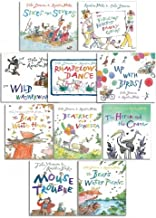 Quentin Blake Collection Red Fox Picture 10 Books Set