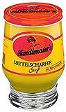 Händlmaier's German Mustard Medium Hot - 250ml