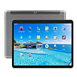 HONGTAO 10 Inch Tablet Phone,10 Core Tablets PC,Android 8.0,Deca-Core,1920x1200 IPS,6GB RAM,64GB ROM,3G 4G