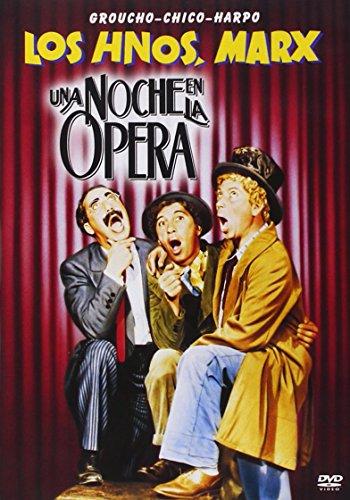 Una Noche En La Opera [DVD]