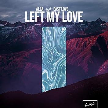 Left My Love