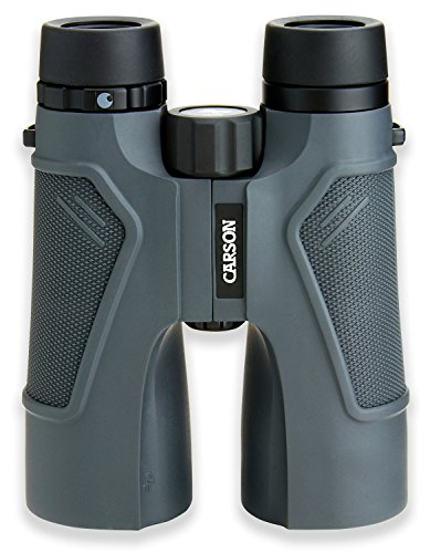 Carson 3D Series 10x50mm Binocular with High Definition...