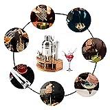 Zoom IMG-2 delgeo cocktail shaker set kit