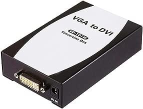 Monoprice 108214 VGA to DVI Converter