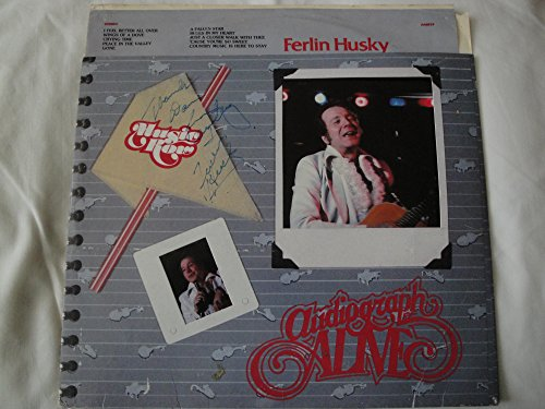 Ferlin Husky Vinyl Lp Indigo Music AA 6019 Stereo 1982