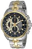 Best Casio Edifice Watches - Casio Edifice Men's Tachymeter Chronograph EF-558SG-1AVDF (ED439) Review