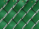 Fence Weave - Green