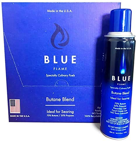Blue Flame N-Butane Excellent Food-Grade Triple Refined Butan 11X New popularity Filtered