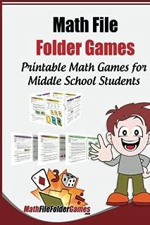 Best math file folder games middle school Reviews