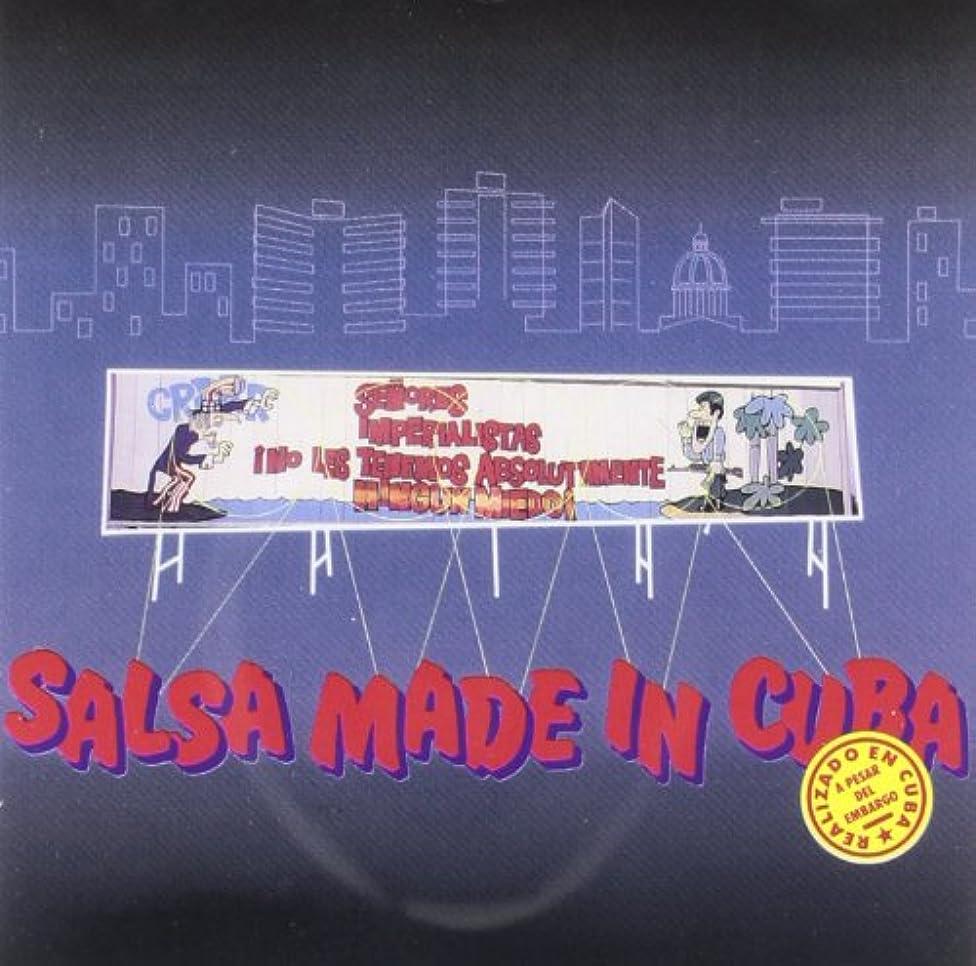 Salsa Made in Cuba