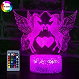 Palawell Unicorn 3D Night LED Lamp