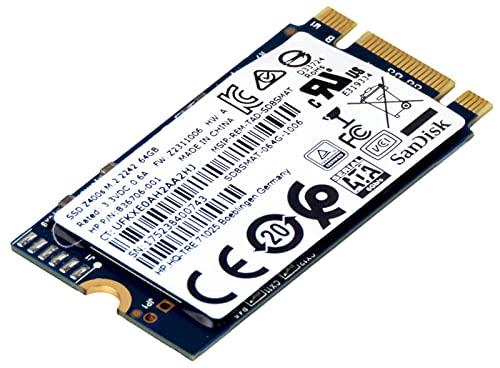 PC King 中古SSD M.2 2242 64GB S-ATA SATA III(6 Gb/秒)内蔵SSD