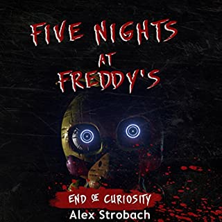 Five Nights at Freddy's: The Silver Eyes Audiobook | Scott Cawthon