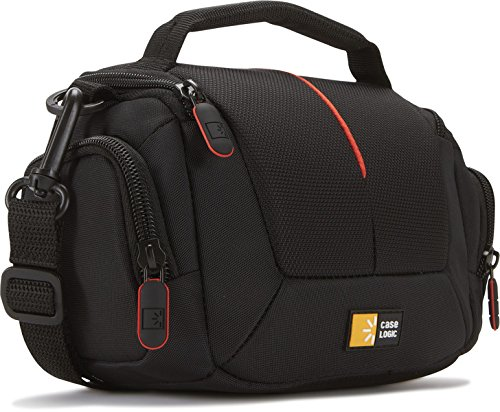 Case Logic DCB-305 Compact System/Hybrid/Camcorder Kit Bag (Black)