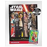 Devir Topps - Pack de Inicio Viaje hacia Star Wars: el Despertar de la Fuerza (012004)