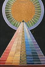 Hilma Af Klint Altarpiece Journal Diary: 125 Pages