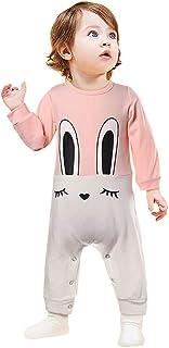Recién Nacido Bebé Ropa Pijama de Invierno Peleles Mameluco Cálido Monos para Bebé Niños Niñas Romper Sleepsuit Conjunto de Ropa