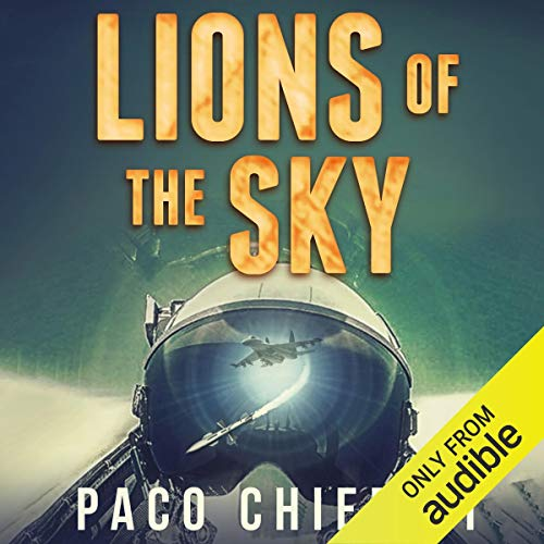 Lions of the Sky cover art