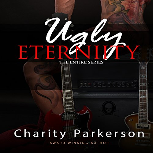 Ugly Eternity audiobook cover art