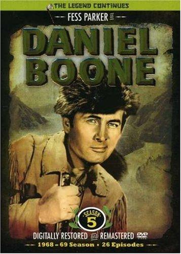 Cheap sale Daniel Boone: the Television 5 Season Series Don't miss campaign